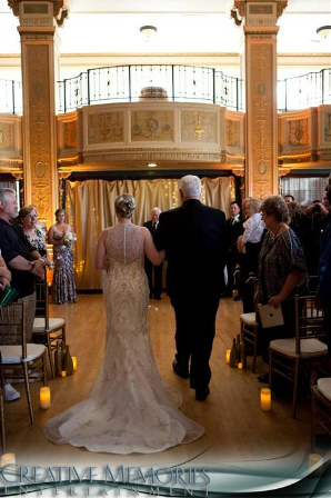 Elks Tower Wedding